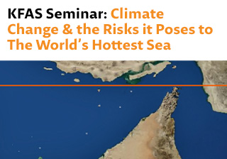 Climate Change & the Risks it Poses to The World's Hottest Sea