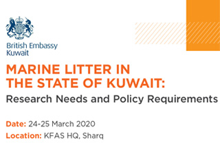 Marine Litter in the State of Kuwait: Research Needs and Policy Requirements
