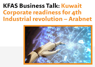 Kuwait Corporate readiness for 4th Industrial revolution – Arabnet
