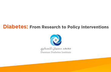 Diabetes: From Research to Policy Interventions