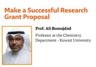 Make a successful research grant proposal