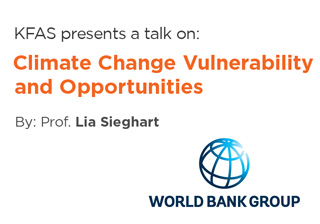 Climate Change Vulnerabilities and Opportunities
