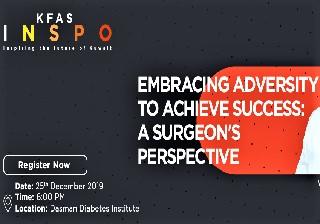 KFAS Inspo - Embracing Adversity to Achieve Success