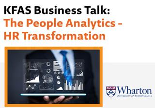 The People Analytics – HR Transformation