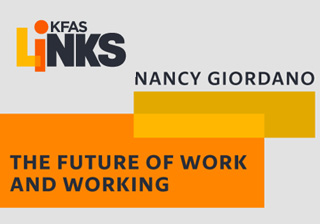 The future of work and working