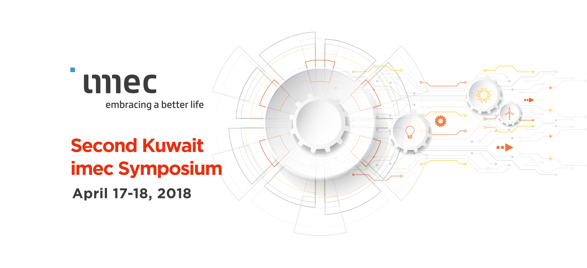 Second Kuwait-IMEC Symposium
