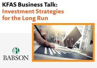 Investment Strategies for the Long Run