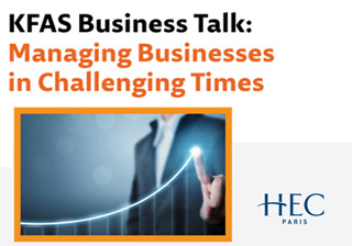 Managing Businesses in Challenging Times